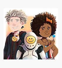 Doctor Who - Big Smile! Photographic Print