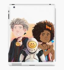 Doctor Who - Big Smile! iPad Case/Skin