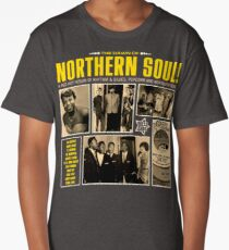 A Red Hot Fusion of Rythm and Blues, Popcorn and Northern Soul Long T-Shirt