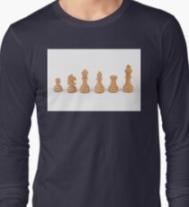 white chess pieces T-Shirt
