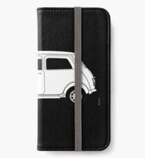 Morris Mini Cooper iPhone Wallet/Case/Skin