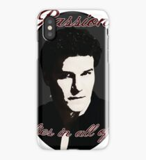 Angel - Passion iPhone Case/Skin