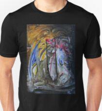 Off Center Unisex T-Shirt