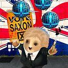 The Cospose - VOTE SAXON by ifourdezign