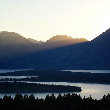 Grand Teton National Park by chaneyforkriver