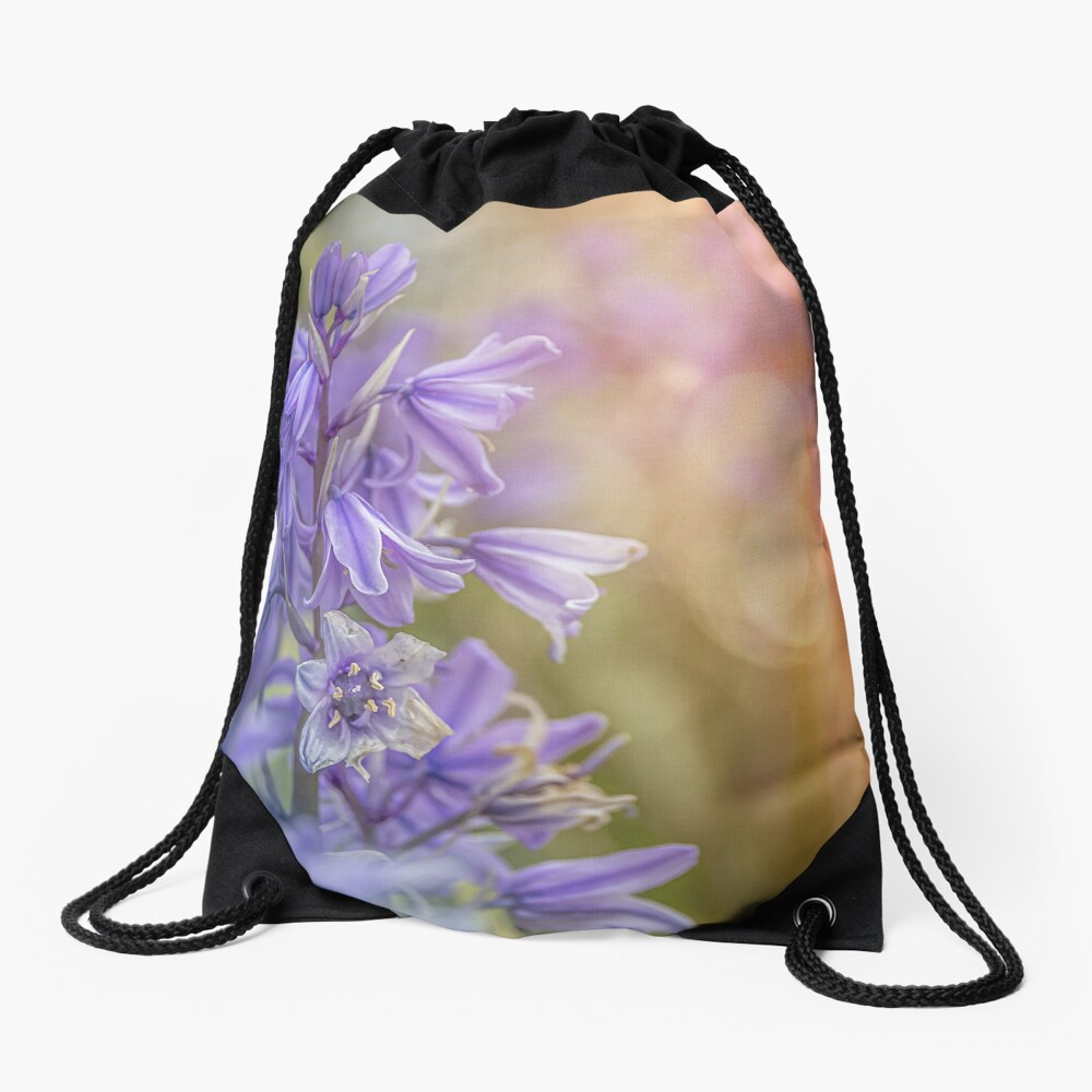 Spring Light Drawstring Bag