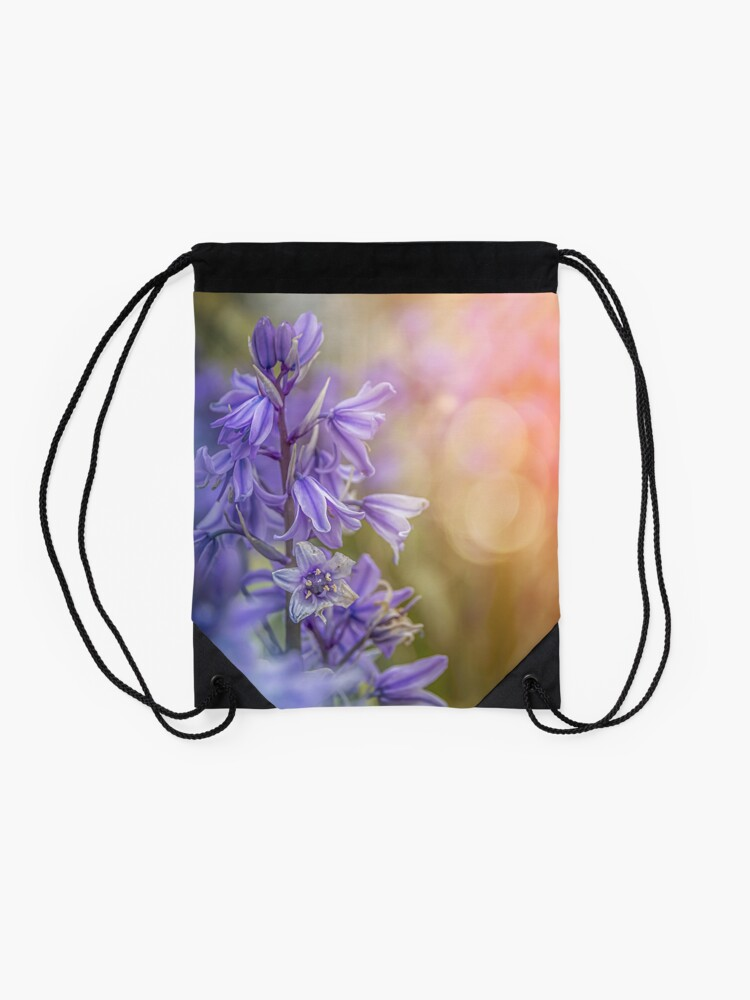 Alternate view of Spring Light Drawstring Bag
