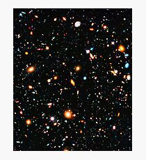 Hubble Extreme Deep Field Photographic Print