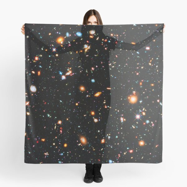 Hubble Extreme Deep Field Scarf