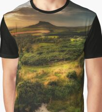 Natures Mirror Graphic T-Shirt
