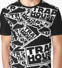 Trap House (All over - All city edition) Graphic T-Shirt