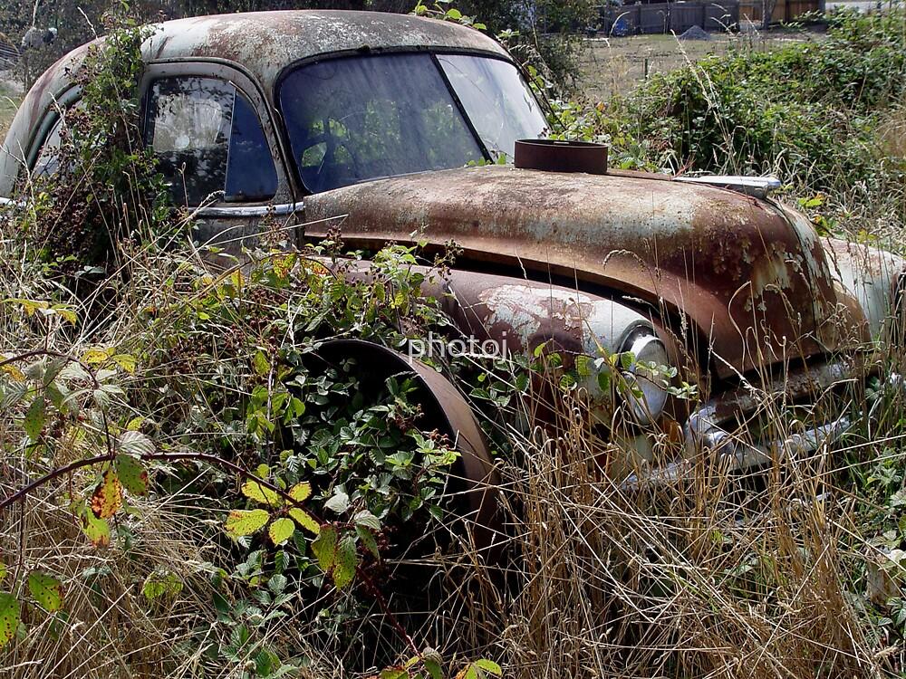 photoj 'Old Rusty Cars' by photoj