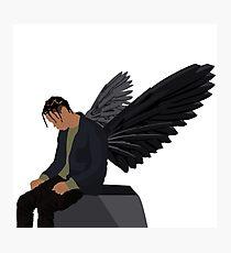 Travis Scott - Angel Photographic Print