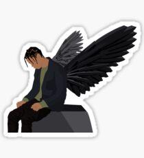 Travis Scott - Angel Sticker