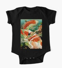 Koi Lovers Kids Clothes