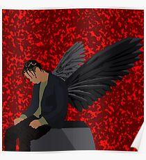 Travis Scott - Angel (Goosebumps) Poster