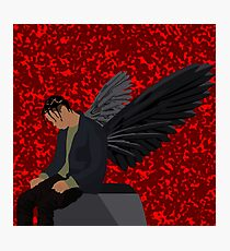 Travis Scott - Angel (Goosebumps) Photographic Print
