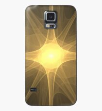 Glowing Chi Ball | Fractal Art Case/Skin for Samsung Galaxy