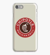 Chipotle Is Life iPhone Case/Skin
