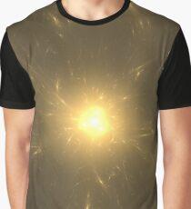 Chi Firework | Fractal Art Graphic T-Shirt