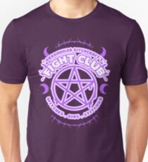 Witch Fight Club - Pastel Goth Unisex T-Shirt