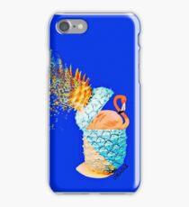 Pineapple Flamingo  iPhone Case/Skin