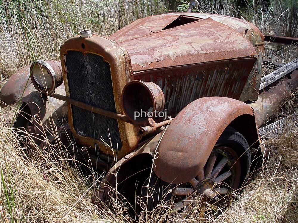 Quot Photoj Old Rusty Car Wooden Spoke Wheels Quot By Photoj