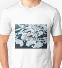 Glacier Lagoon in Iceland - Landscape Photography Unisex T-Shirt