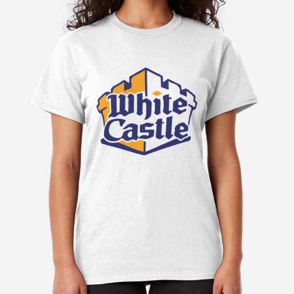 White Castle Logo Classic T-Shirt