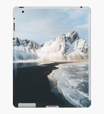 Iceland beach at sunset - Landscape Photography iPad Case/Skin