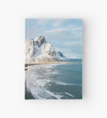 Island Beach bei Sonnenuntergang - Landschaftsfotografie Notizbuch