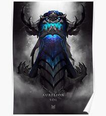 Aurelion Sol - League of Legends Poster