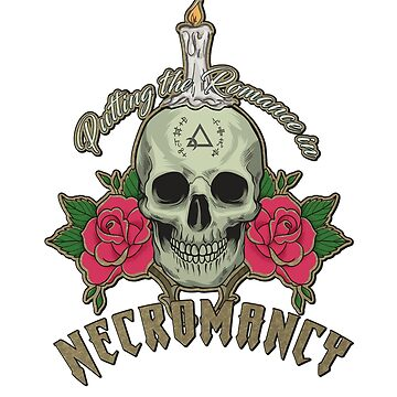 Romance in Necromancy by KennefRiggles