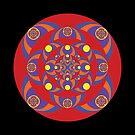 Mandala - Traveler  (2014) by Shining Light Creations