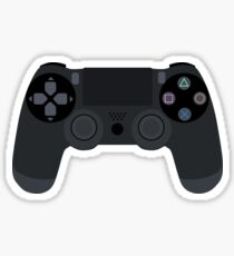 Video Game Inspired Console Playstation 4 Dualshock Gamepad Sticker