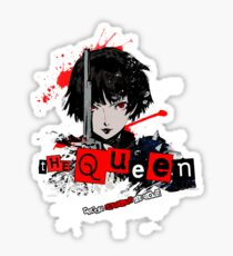 Queen - Persona 5 Sticker