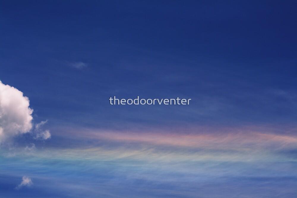 Rainbowcloud by theodoorventer
