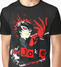 Joker - Persona 5 Graphic T-Shirt