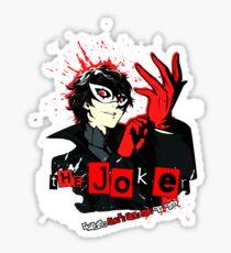 Joker - Persona 5 Sticker