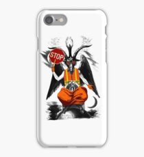 Patron Saint of Traffic iPhone Case/Skin