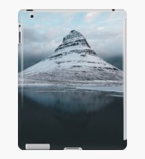 Moody Mountain in Iceland - Landscape Photography iPad Case/Skin