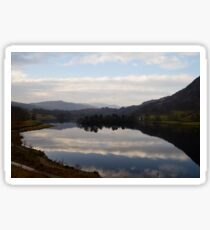 Rydal Water - Lake District Sticker