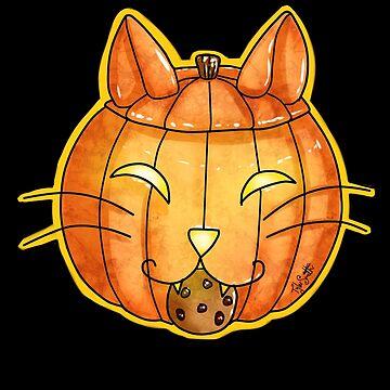 pum-pum-pumpkin! by Ravenous-Decay
