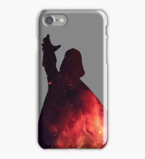 Inside of Burning Stars iPhone Case/Skin