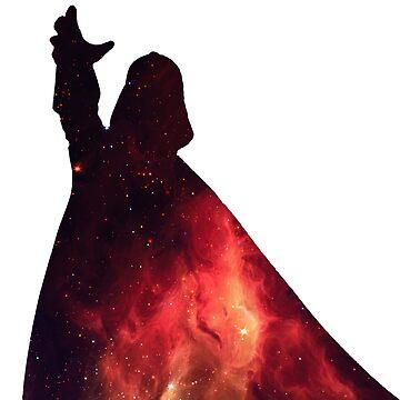 Inside of Burning Stars by Gargusuz