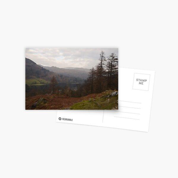 Rydal Water Views  Postcard