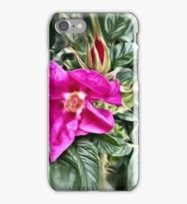 Restful Rose iPhone Case/Skin