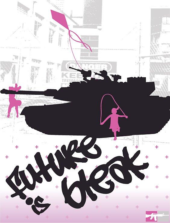 future is bleak by Zane Bennett