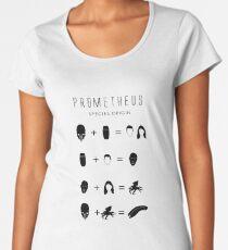 Prometheus Space Origin Women's Premium T-Shirt