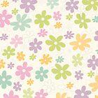 Beautiful spring flowers background by TastefulDesigns